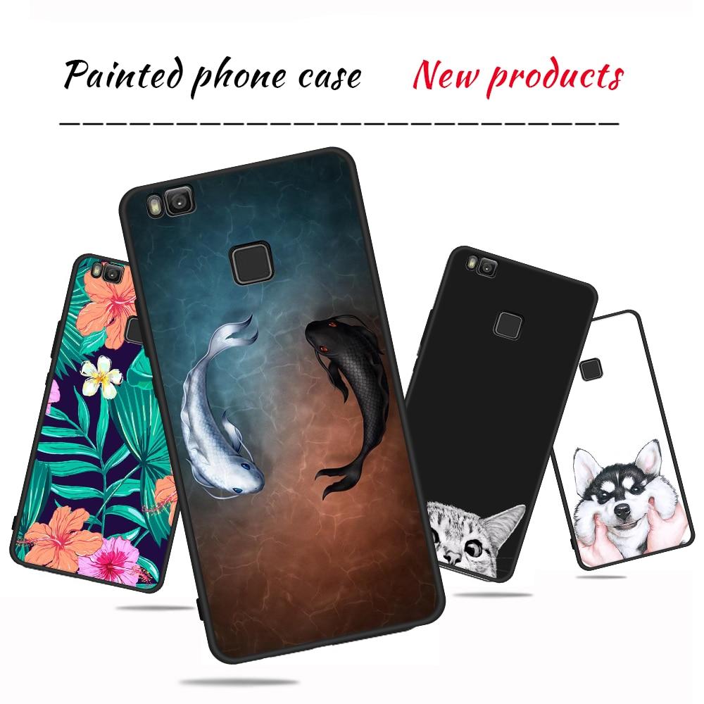 KK Розовый Мягкий ТПУ чехол для телефона huawei Y9 2018 Enjoy 8 Plus mate 10 Lite P20 Pro P8 P9 P10 Lite Nova2i чехол с розовыми цветами