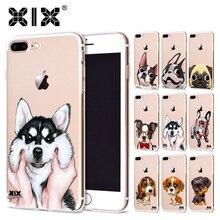 XIX Soft Silicone TPU Case for iPhone