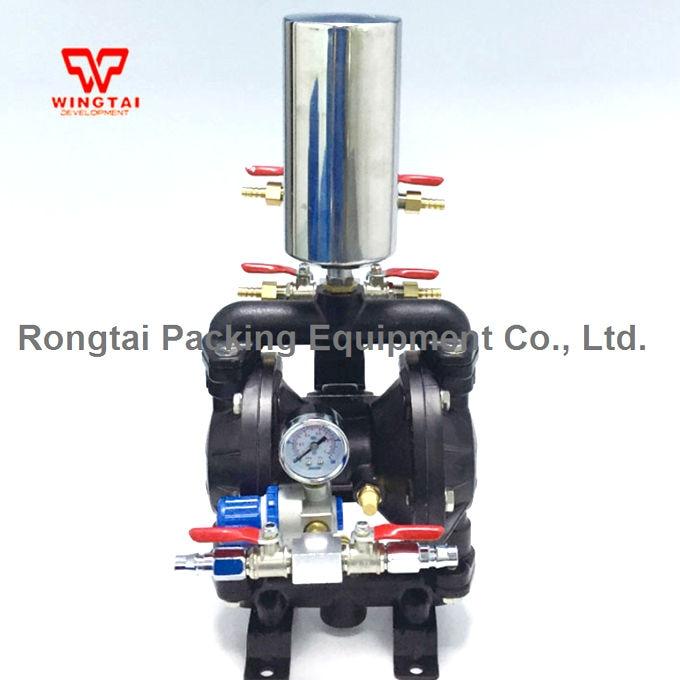 1/2 BML-15C Air Operated Diaphragm Pump Aluminum Double Diaphragm Pump usa aro ingersoll rand 2 inch aluminum alloy pneumatic diaphragm pump 666270 eeb c