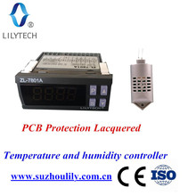 ZL-7801A,100-240Vac, Multifunctional Automatic Incubator, Incubator Controller,Temperature humidity for incubator, Lilytech