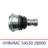 Genuine Ball joint assy lwr suspension ball head for hyundai Santa Fe for kia Sorento 545302B000 54530 2B000