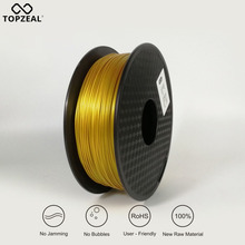Real-Gold Color 3D Printer Filament 1.75mm filament 1KG/Roll PLA for or Pen