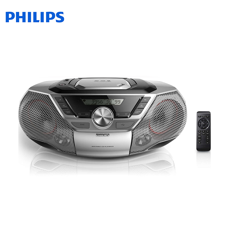 CD-soundmachine Philips AZ783 Musical centers and radio cassettes speakers dl 30подсвечник giada delta