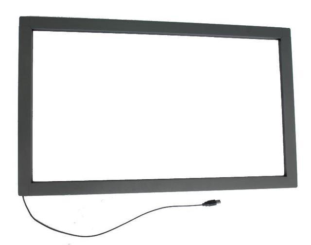 """42"""" multi touch IR usb touch screen panel kit Truly 4 points Infrared touch screen frame  for LED TV"""