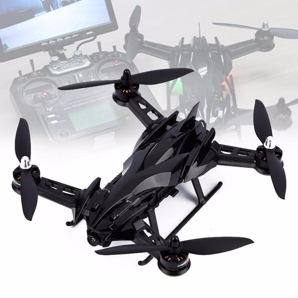Longing LY-250 250mm Wheelbase 2.4Ghz FPV <font><b>Dark</b></font> Knight Racing Quadcopter Black