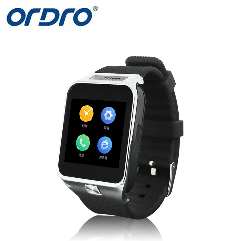 Ordro GW06 smart watch men With SIM Card relogios gps watch Smartwatch relogio inteligente For Android