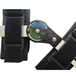 Image 5 - Khớp gối hỗ trợ góc có thể được điều chỉnh, tác cố định, ổn định gãy xương hỗ trợ, bong gân, xương đùi điều chỉnh.