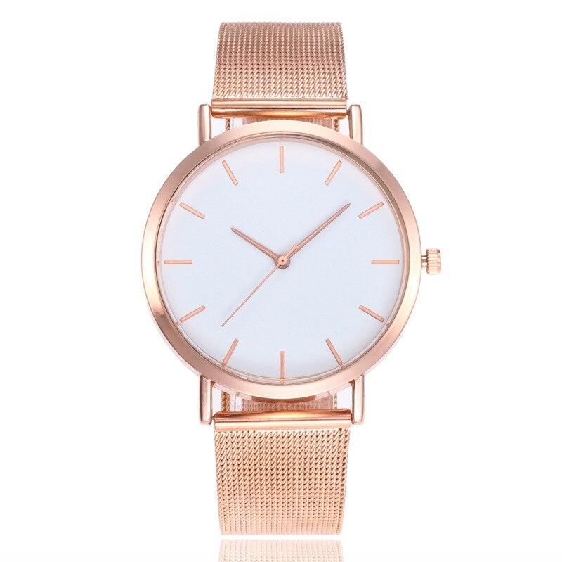 Montres femmes mode dames élégant robe montres reloj de mujer marque de luxe femme horloge fille simple quartz montre heure