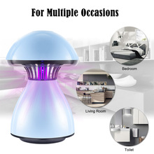 Multi-function LED Mosquito Killer Lamp Intelligent Control Pest Repeller Energy Night Light For Home Office CLH