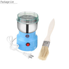 warmtoo NEW Electric Herbs Spices Nuts Grains Coffee Bean Grinder Mill Grinding DIY Tool Home Medicine Flour Powder Crusher