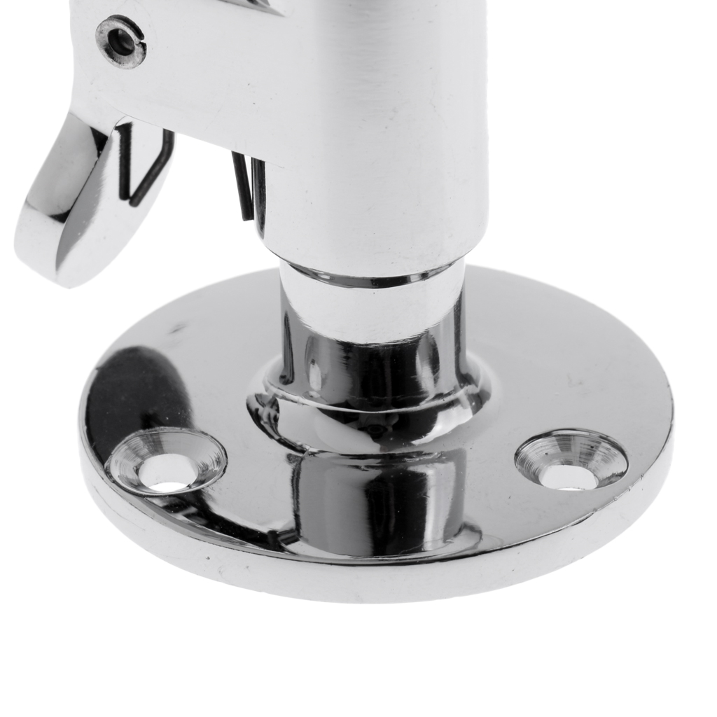 Polished Door Stop Holder Stainless Steel for Boat Marine Yacht