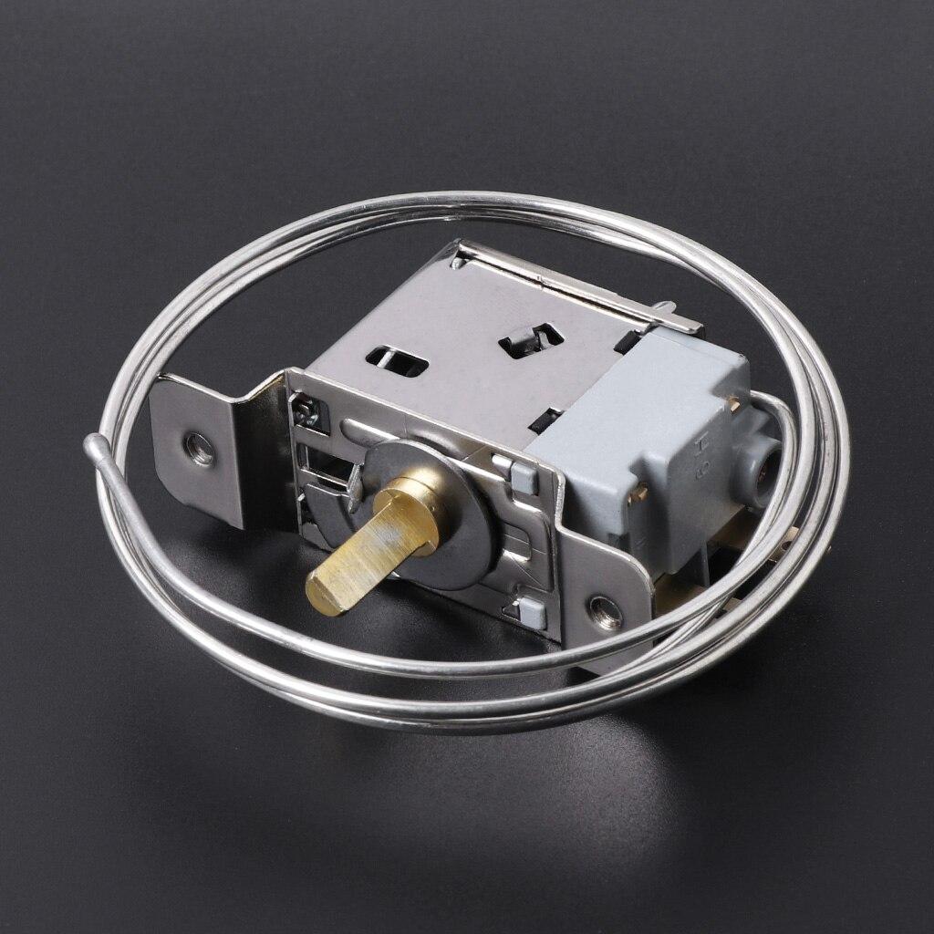 WPF22-L 2Pin холодильник термостат бытовые металлические Температура контроллер Новый