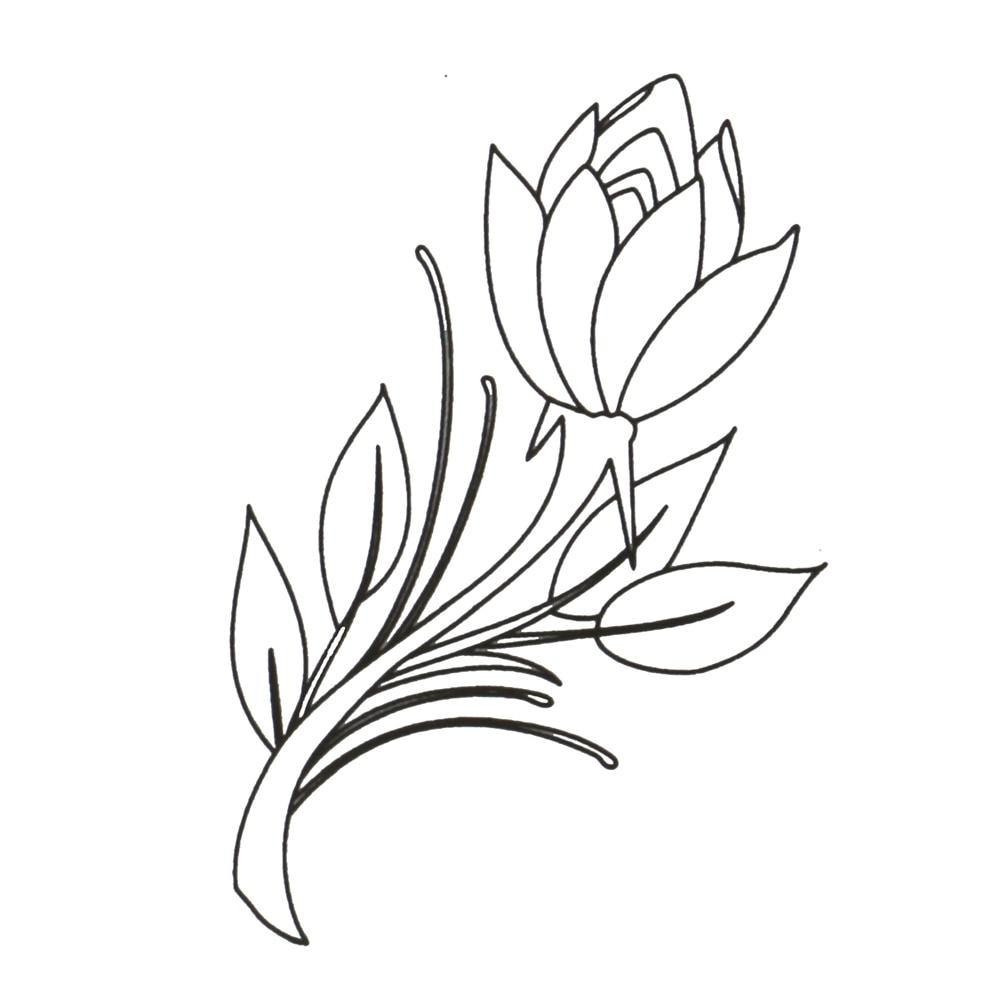 aliexpress com buy butterfly u0026 flower designs tattoo book