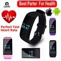 Oferta especial!!! Passometer Lembrete Mensagem Freqüência Cardíaca Monitor de Esporte Relógio Inteligente para Android Smartwatch