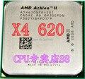 Бесплатная доставка AMD Athlon II X4 620 четырехъядерных процессоров AM3 2.6 Г для AMD X4 620 настольных ПРОЦЕССОРОВ компьютеры