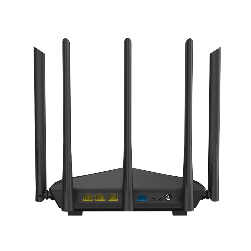 Image 5 - Tenda AC11 AC1200 Wireless WiFi Router Repeater Dual band 2.4G/5G Gigabit port 802.11AC with High gain Antennas App Control-in Wireless Routers from Computer & Office