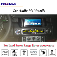 Liislee Car Android Multimedia For Range For Rover L322 2002~2008 Radio Video Stereo BT TV GPS Map Navi Navigation System No DVD