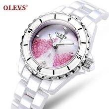 Luxury Women Watches Rotatable Bezel GMT Quartz-Watch Luxurious Ladies Watch Fashion High quality Water Resistant Reloj Mujer