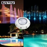 360 leds Swimming pool light RGB 40W 12V IP68 Outdoor Lighting waterproof Underwater submersible Lamp Led Piscina Luz Spotlight