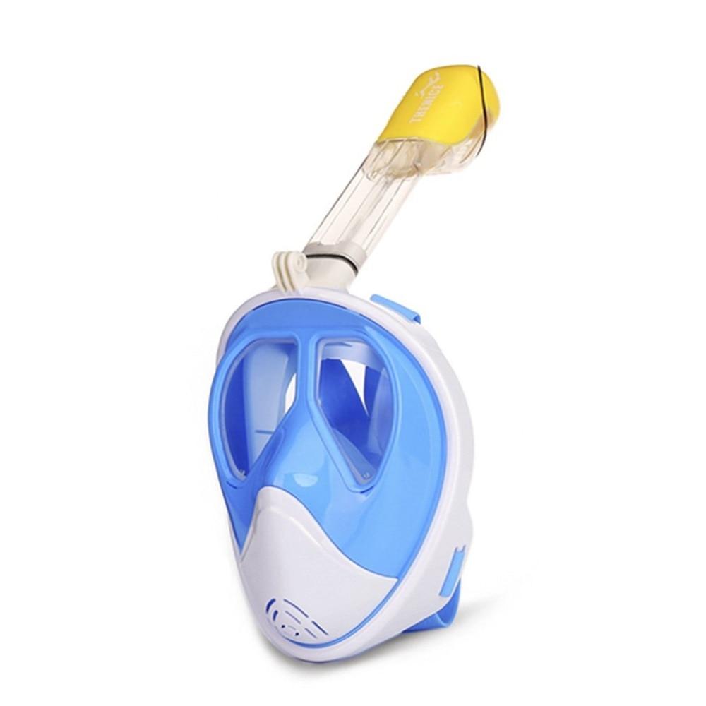 Bleu Professionnel Optique Lunettes Masque Myopie Plongée masque de plongée Équipement de Plongée De Natation Pour Myope Avec Tube de Respiration