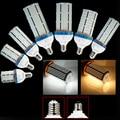 2835SMD E27 E40 30 W/40 W/50 W/70 W/100 W/120 W/140 W LED Milho Luz Branco/Warm White LED Bulb AC85-265V Milho Lâmpadas Frete Grátis