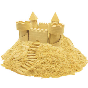 Image 5 - דינמי חול צעצוע חימר חינוכיים צבעוני רך קסם חול חלל מקורה זירה לשחק חול ילדים צעצועים לילדים