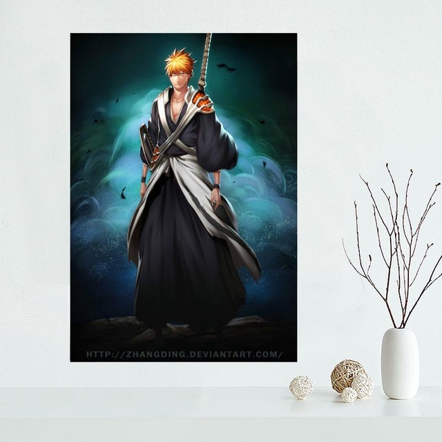 High quality custom bleach canvas painting poster cloth silk fabric wall art poster for fashion home