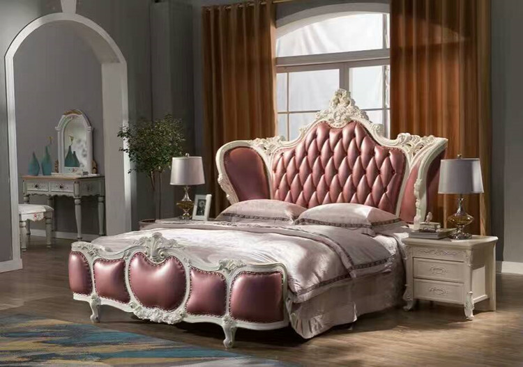 luxury king size bed. Bedroom Furniture Luxury King Size Bed French Style Furniture-in Beds From On Aliexpress.com | Alibaba Group S