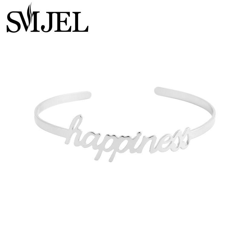 SMJEL New Fashion Love Հասարակ Երջանկություն - Նորաձև զարդեր - Լուսանկար 4