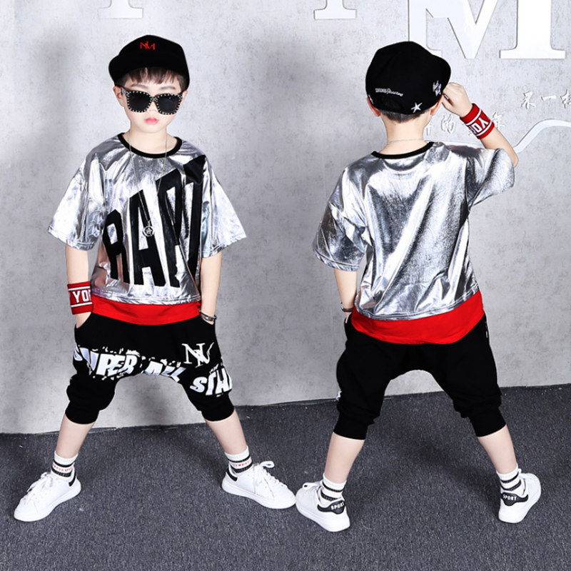 Summer Baby T Shirt + Shorts Suit Kids Clothes Cotton Casual Children Clothing Boy Set Toddler Tracksuit Boys Clothes Teenager 3