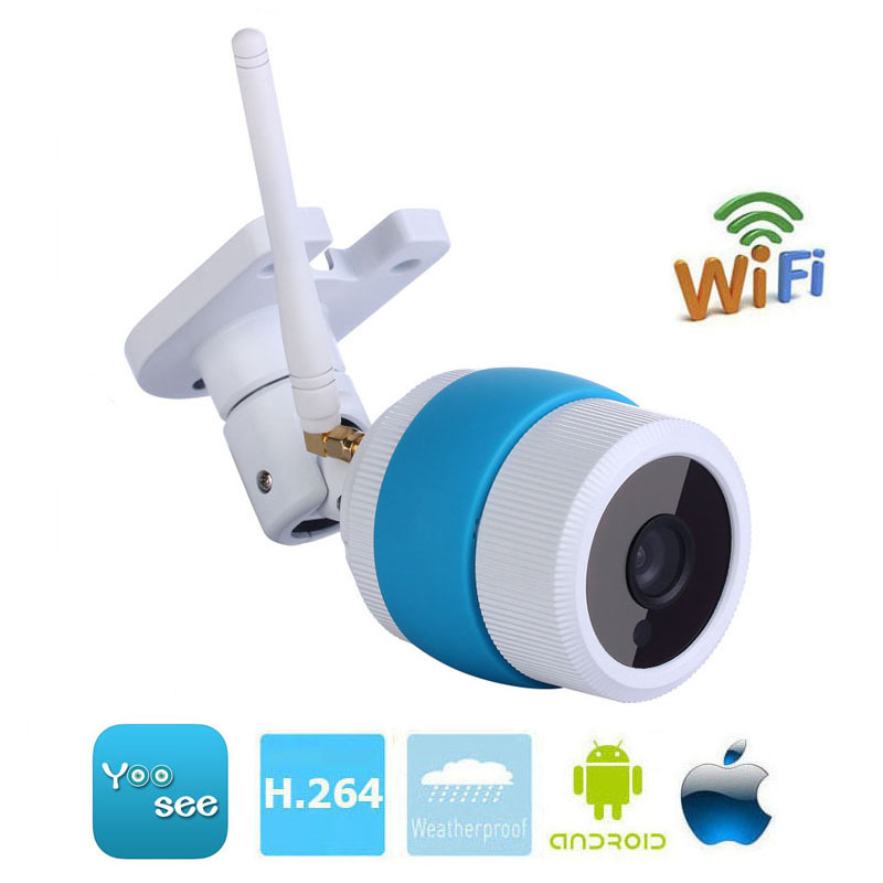 Metal Housing Out IP Camera Wifi 720P 960P With SD Card Slot Max 32G Reset Button P2P ONVIF Wireless Camera IP ARRAY LED YooseeMetal Housing Out IP Camera Wifi 720P 960P With SD Card Slot Max 32G Reset Button P2P ONVIF Wireless Camera IP ARRAY LED Yoosee