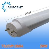 4/Pack HA CONDOTTO IL Tubo T8 4FT 1200 MM 20 W Energy Saving Per Apparecchio Fluorescenti Esistenti