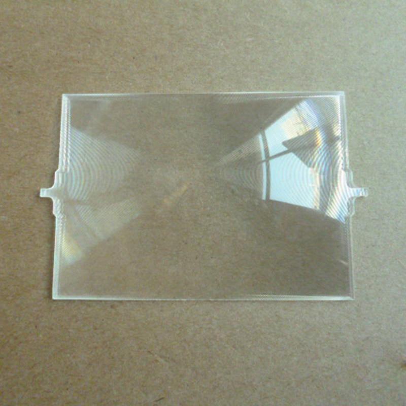 2pcs Plastic Fresnel Lens Solar Focal Length for DIY ...