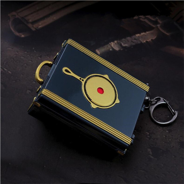 Брелок PUBG Playerunknown's battlegrounds коробка с сокровищами 1