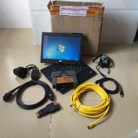 For Bmw Icom A2 Obd Full Cable Professional For Bmw Diagnostic Programming Tool With Software 500gb