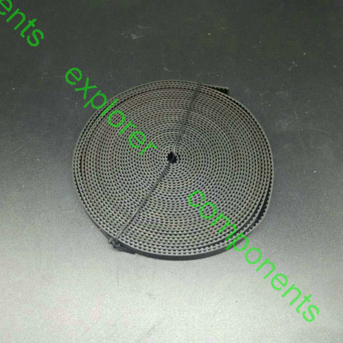 5M Polyurethane GT2 6mm belts for Hypercube Evolution levelling screws for hypercube evolution 6pcs lot