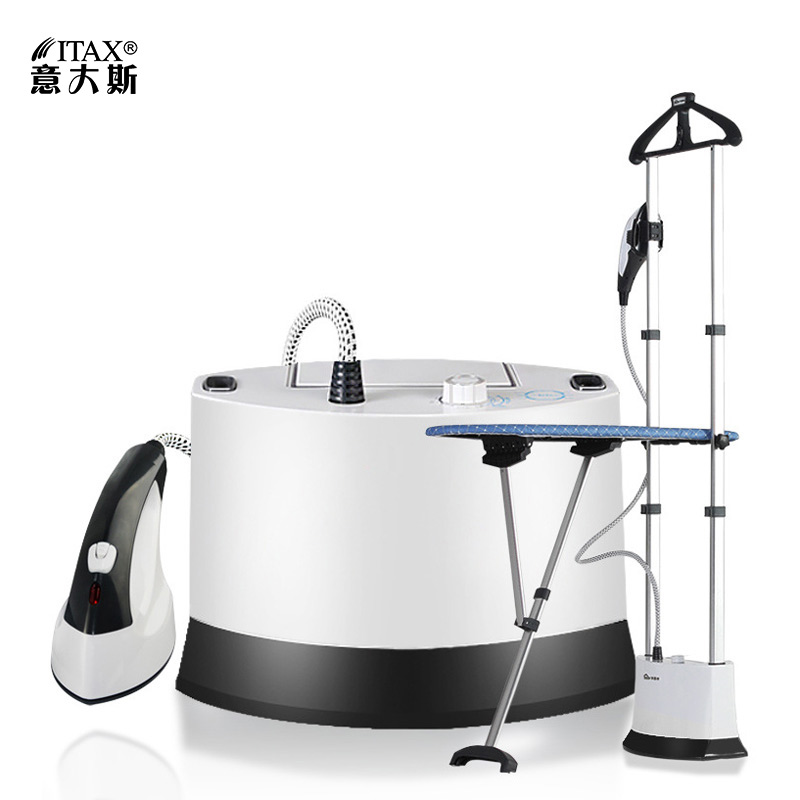 Double-bar Steam Hand-held Hang Hot Machine Home High-power Small Hanging Vertical Iron Ironing  S-X-3336A