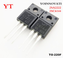 100 шт./лот 2SA2222 2SC6144, 50 шт в наборе, A2222 + 50 шт. C6144 IC лучшее качество.