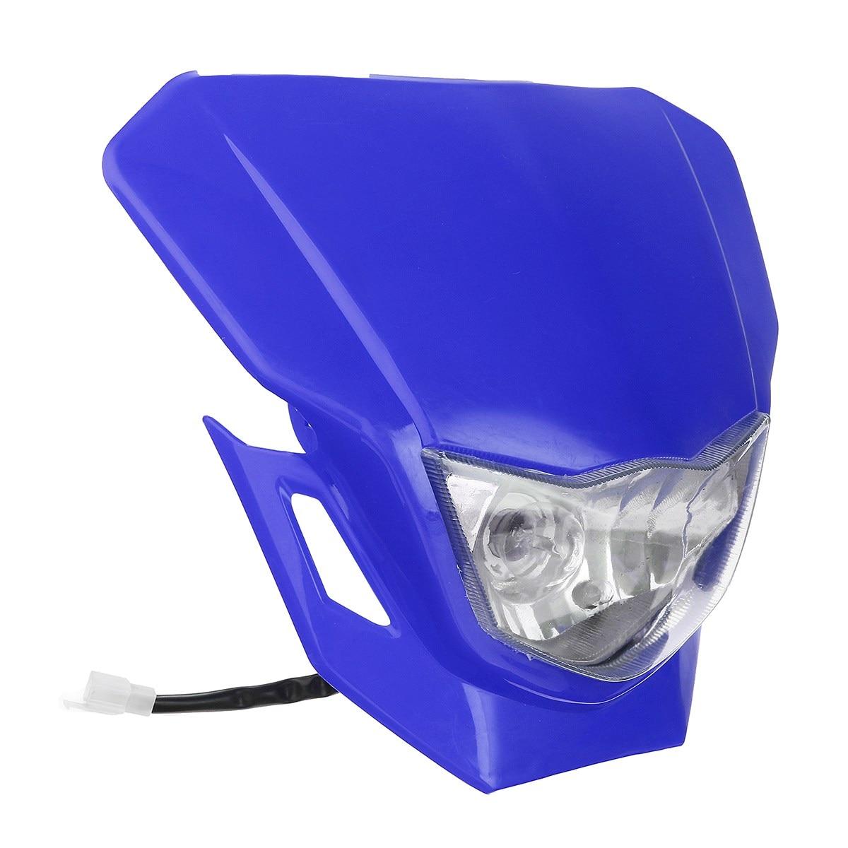 Off Road Dirt Bike Motocross Scheinwerfer Lampe Für Yamaha Ttr250