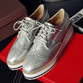 New 2016 Hot Sale Stars Womens Flats Round Toe Patent Leather Platform Shoes Oxford Lace up Derby Shoes Size 34-41 Brogue Shoes