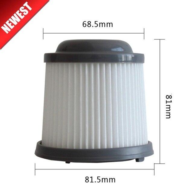 VF90 HEPA фильтр для Black & Decker PVF110 PHV1210 PHV1210P PHV1210B PHV1210L-A9 PD1820LF PD1820LG PHV1810 PD1420L Часть #90552433