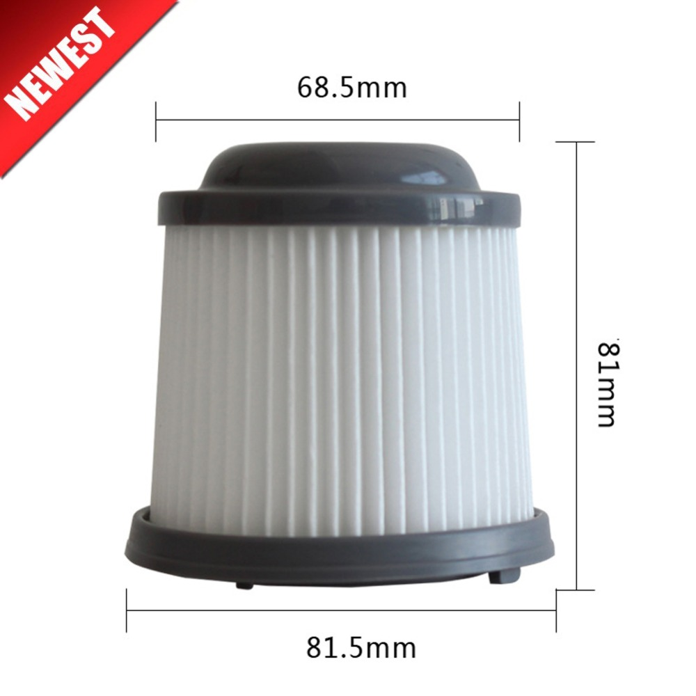 VF90 HEPA Filter For Black &Decker PVF110 PHV1210 PHV1210P PHV1210B PHV1210L-A9 PD1820LF PD1820LG PHV1810 PD1420L Part# 90552433