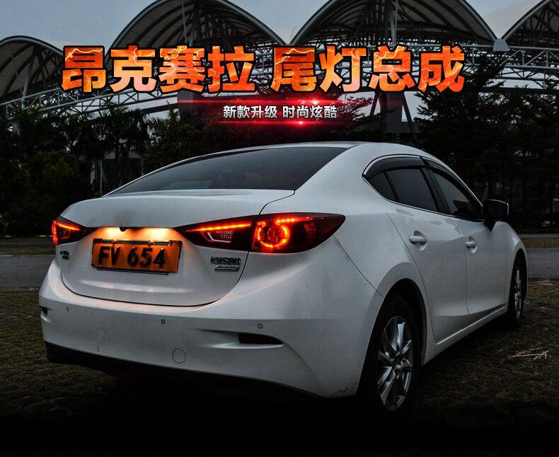 Richtingaanwijzer Mazda United montage 2
