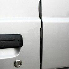 8 шт./компл. Универсальный защитные щитки для края автомобильной двери отделка под давлением Защита Газа царапин дропшиппинг
