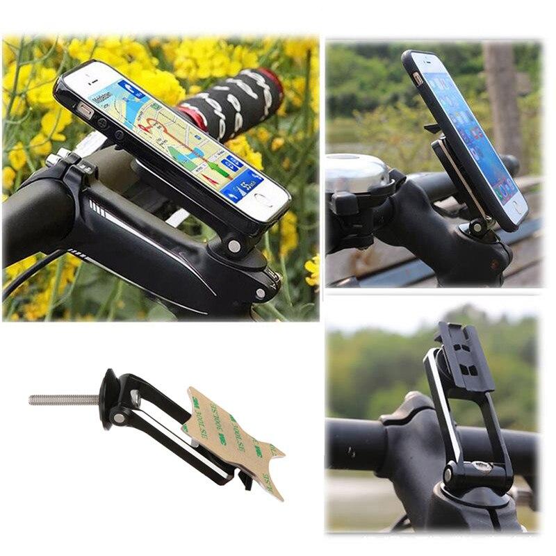 Universal para bicicleta de aleación de aluminio de soporte del sostenedor del t