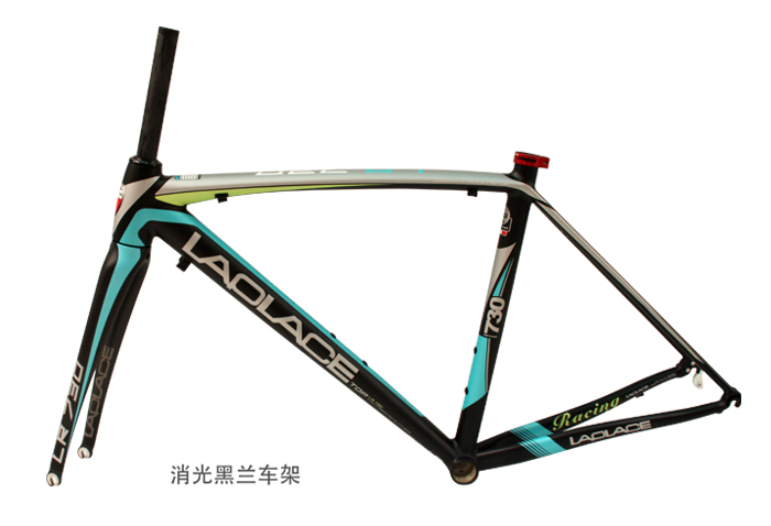 Laplace 730 High end Alloy Road Bike Frame ciclismo frame carbon road frame with high quality hunter aluminum alloy road bike frame