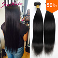 brazilian virgin hair straight 4pcs/lot rosa hair products brazilian straight hair weave websites online crochet hair extensions