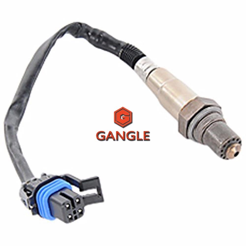 Bereidwillig Zuurstof Sensor O2 Lambdasonde Air Brandstof Verhouding Sensor Voor Buick Enclave Cadillac Ats Cts Chevrolet Traverse Camaro Gmc 234 -4565 En Om Een Lang Leven Te Hebben.