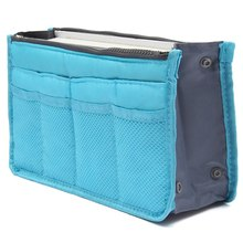 New Stylish Makeup Organizer Portable Travel Toiletry Wash Bag Hanging Cosmetic Bag Best Price Storage Purse Zipper High Quality