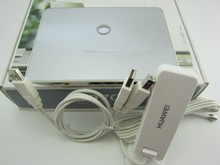 Free transport Huawei B970B 3g transportable wi-fi router with wifi sim slot plus twin usb cable and 3g antenna